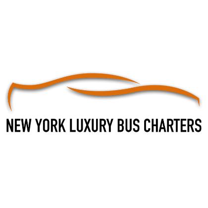 the NY Luxury Bus Charters logo